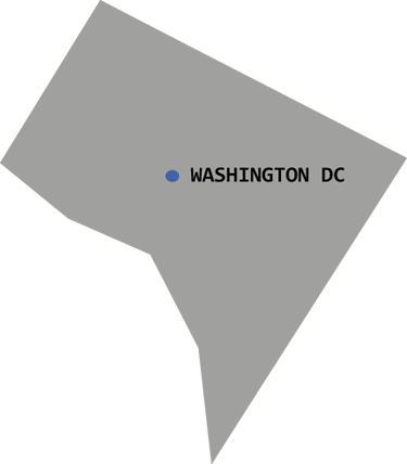 Washington Dc map